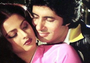 Amitabh-Bachchan-Rekha-Hottest-Bollywood-On-Screen-Couples