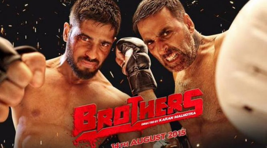Trailer of Brothers Released
