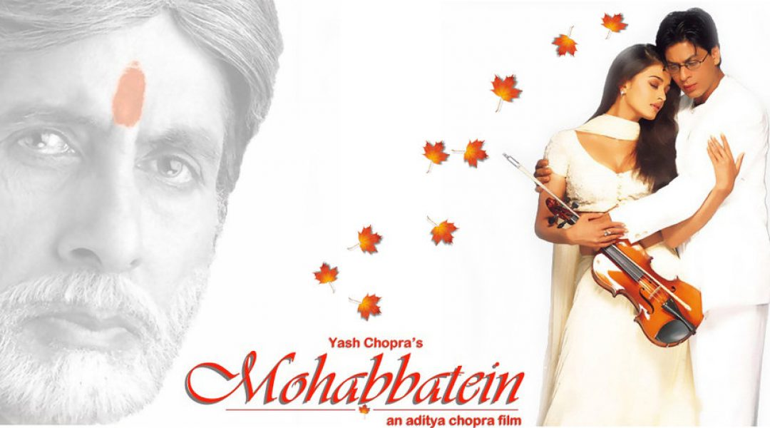 Mohabbatein Dialogues