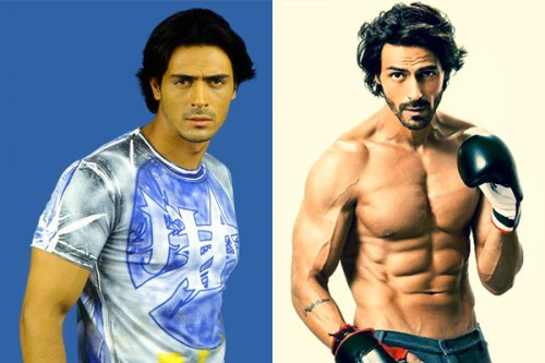 Arjun Rampal Then and Now - Copy - Copy
