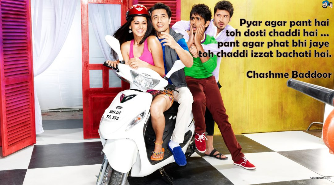 Friendship Dialogues from Bollywood Movies