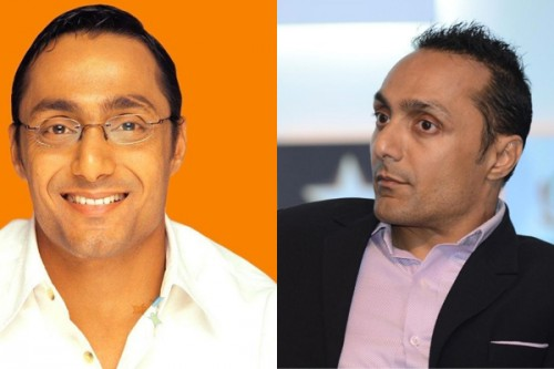 Rahul Bose Then and Now