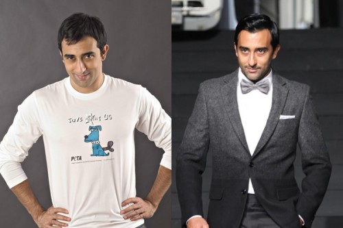 Rahul Khanna Then and Now