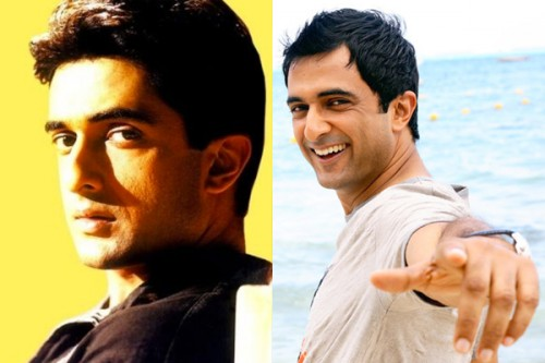 Sanjay Suri Then and Now