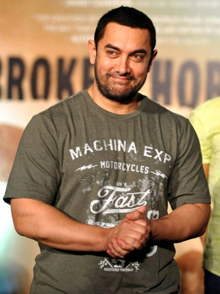 Aamir Khan Weight Gain for Movie Role