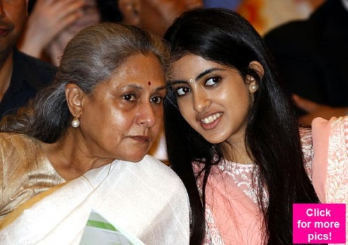 Amitabh Bachchan's Granddaughter Navya Naveli 10