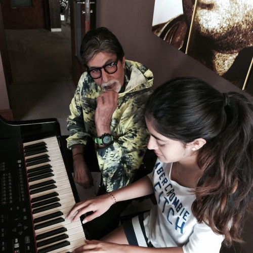 Amitabh Bachchan's Granddaughter Navya Naveli 12