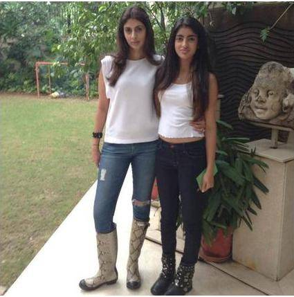 Amitabh Bachchan's Granddaughter Navya Naveli 2