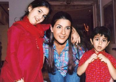 Amrita Singh Single Mom of Bollywood