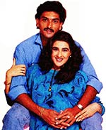 Amrita Singh and Ravi Shastri - Bollywood Actresses and their Cricketer Link Ups
