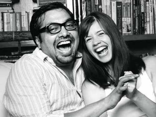 Anurag Kashyap and Kalki Koechlin Breakup
