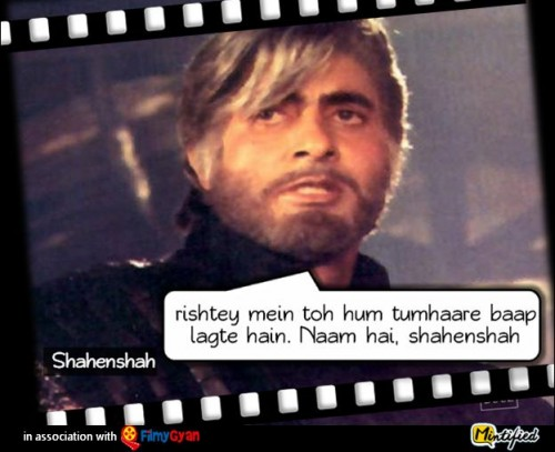 Bollywood Dialogues We Use In Our Life 10
