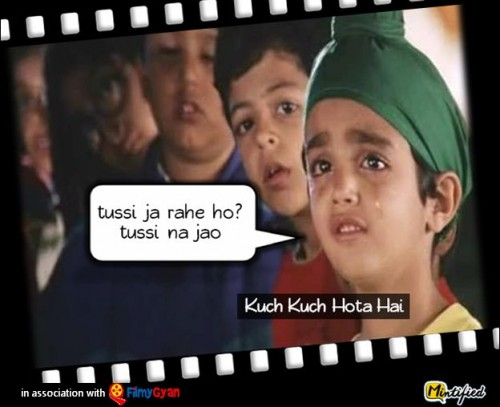 Bollywood Dialogues We Use In Our Life 15