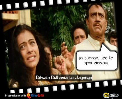 Bollywood Dialogues We Use In Our Life 8