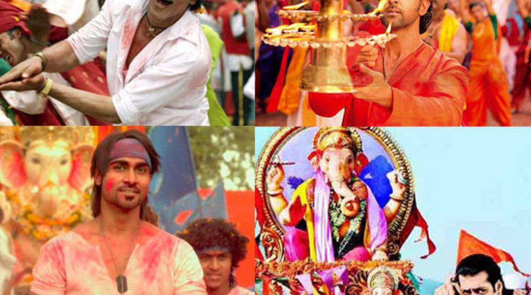 Top 5 Bollywood Songs for Ganesh Chaturthi