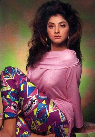 Divya Bharti - Celebrity Suicides