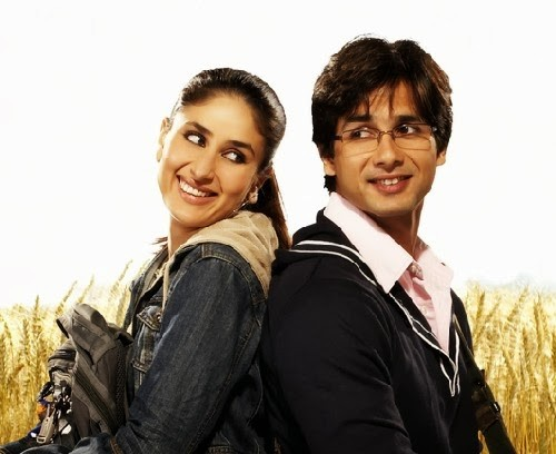 Kareena Kapoor and Shahid Kapoor Breakup