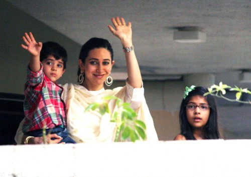 Karisma Kapoor Single Mom of Bollywood