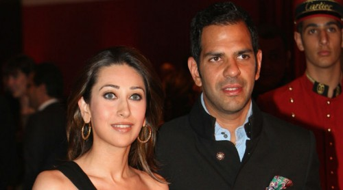 Karisma Kapoor and Sanjay Kapur Divorce