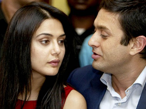 Preity Zinta and Ness Wadia Breakup
