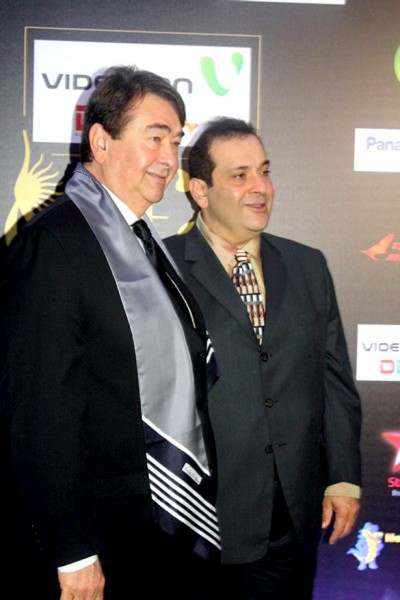 Randhir Kapoor and Rajeev Kapoor - Unsuccessful Bollywood Star Kids