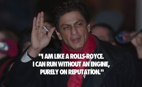 SRK Witty Quotes 07