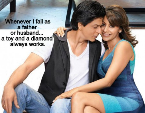 SRK Witty Quotes 18
