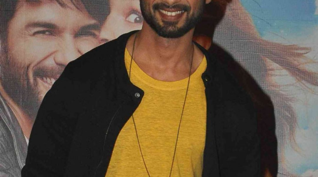 Shahid Kapoor to host special screening of 'Shaandaar' for 'Jhalak Dikha Jaa' contestants
