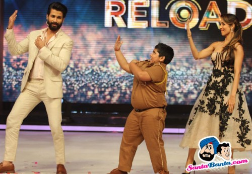 Shahid Kapoor on Dikhla Jaa Reloaded
