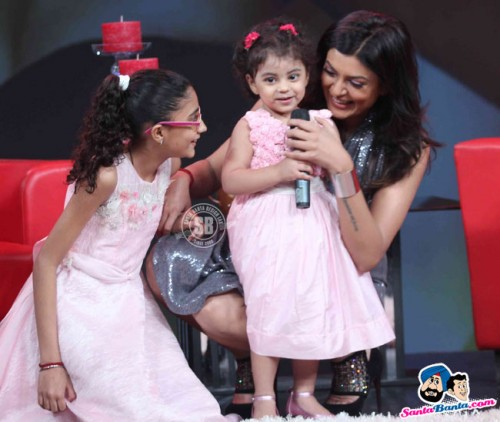 Sushmita sen Single Mom of Bollywood