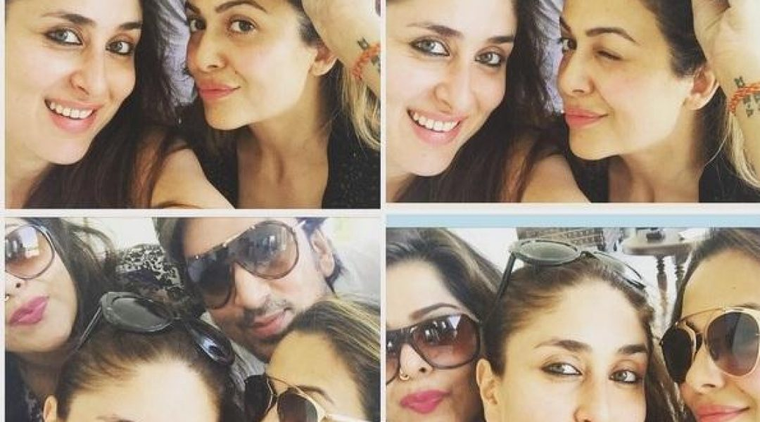 Here are some awesome gorgeous snaps of Bollywood's Coolest Gang
