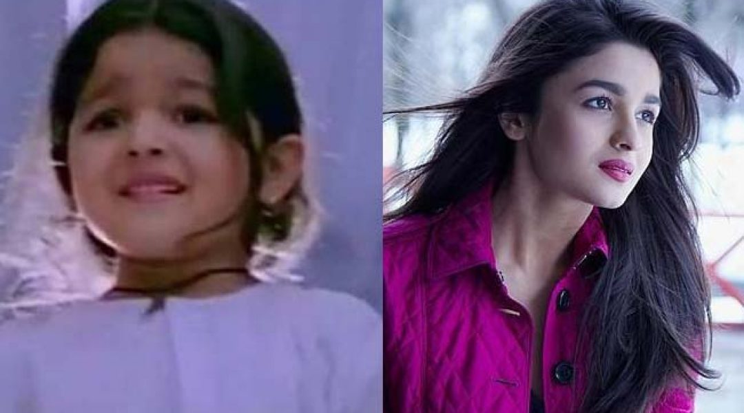 12 Bollywood Child Actors, who became Hero-Heroines