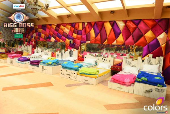 Bigg Boss Nau Bedroom