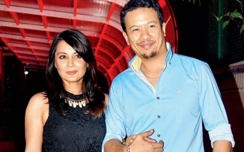 Minissha Lamba and Ryan Tham
