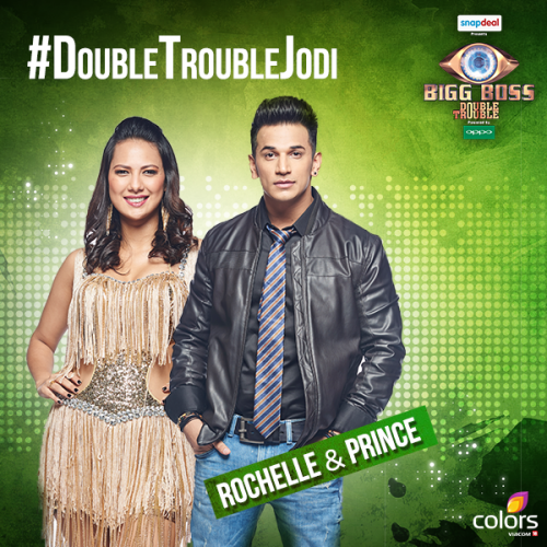Prince Narula and Rochelle Rao