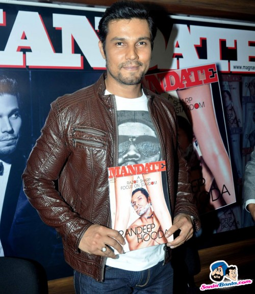 Randeep Hooda Highly Educated