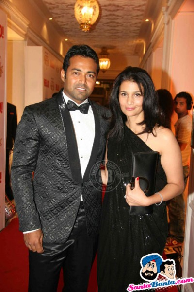 Rhea Pillai and Leander Paes Physical Abuse