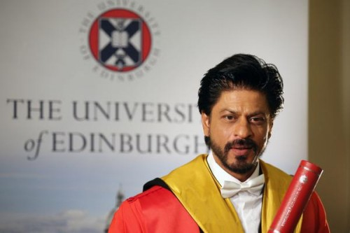 SRK Quotes at Edinburgh