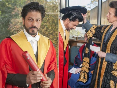 SRK at Edinburgh Doctorate Degree