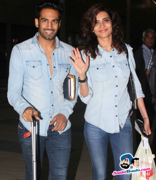 Upen Patel And Karishma Tanna - Celebs Who Fell In Love In The Bigg Boss House