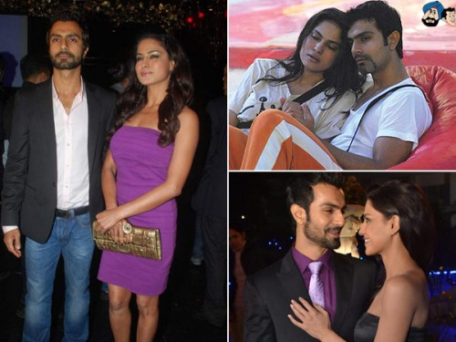 Veena Mallik and Ashmit Patel - Celebs Who Fell In Love In The Bigg Boss House