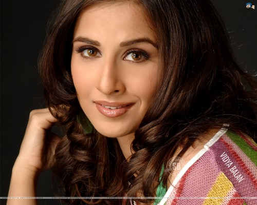Vidya Balan Highly Educated