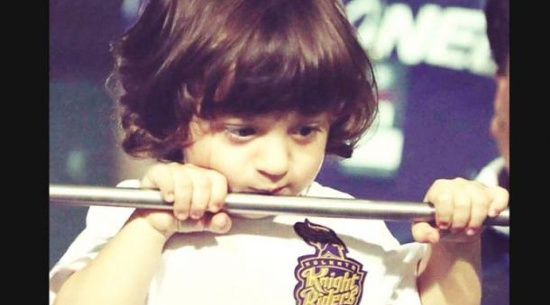 AbRam Khan and his Cuteness Overload