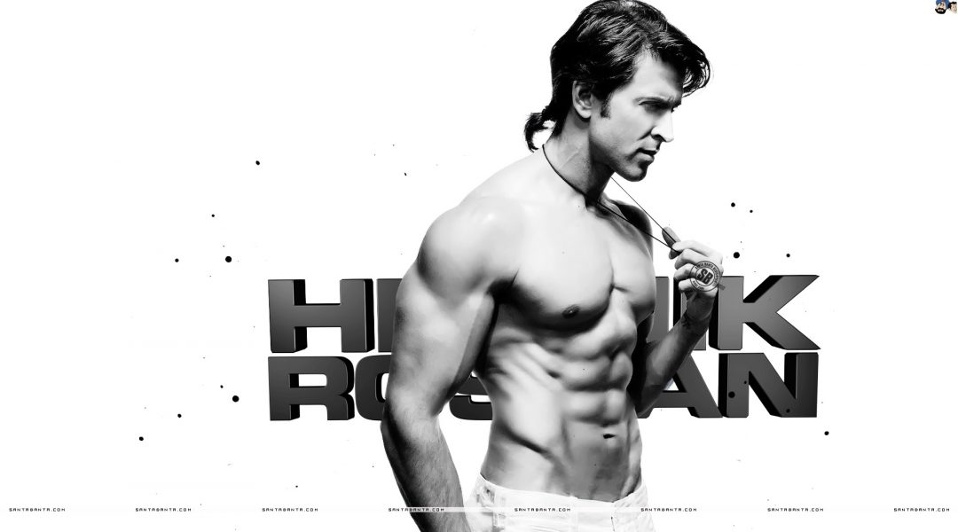 Hrithik Roshan Six-Pack Abs