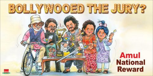 Amul Hindi film industry dominates awards!