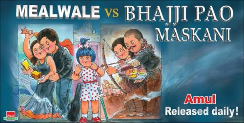 Amul Two blockbusters to clash at the box office! Dilwale Bajirao Mastani