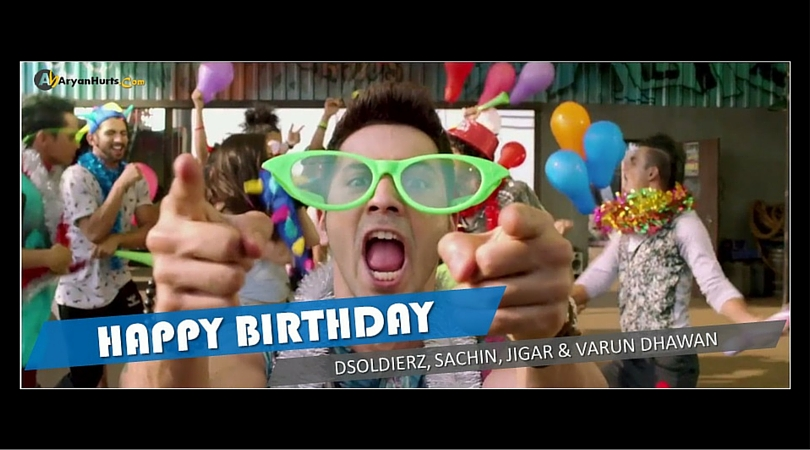 Bollywood Happy Birthday Songs