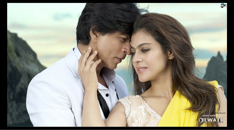 Greatest Bollywood Jodi SRK Kajol